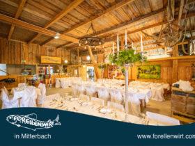 Hochzeitslocation Mühlviertel - Umgebung Freistadt, Oberösterreich - beim Forellenwirt