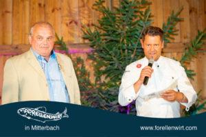 Karl Steinbeiß und Mike Süßer - Mühlviertlerisch Tafeln