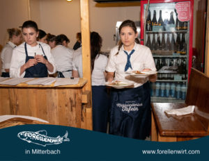 Die Supper wird Serviert - Mühlviertler Tafeln 2018