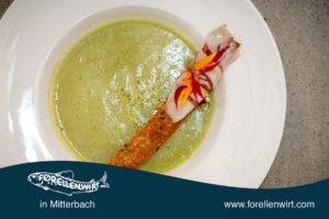 Mühlviertlerisch Tafeln - Suppe