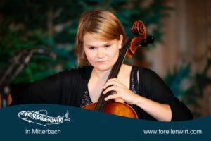 Duschlbauer am Cello