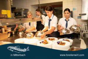 Gasthaus Freistadt Umgebung - Essen beim Forellenwirt in Mitterbach