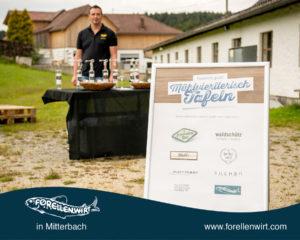 Christian Pirklbauer von der Schnapsbrennerei Stöckl's