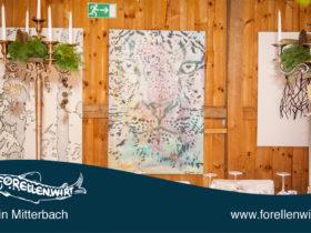 Kunst im Forellenwirt Stadl