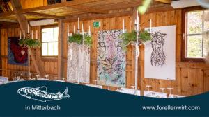 Stadl Forellenwirt - Hochzeitsfeier Location Mühlviertel