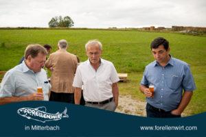Mühlviertlerisch Tafeln - mit Pilzexperte Helmut Pammer