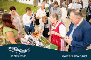 Verkostung regionaler Produkte mit Katrin Pesendorfer - The Herbal Nerd