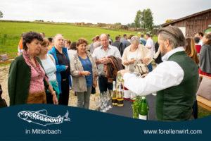 Regionale Speisen und Getränke aus dem Mühlviertel - Forellenwirt