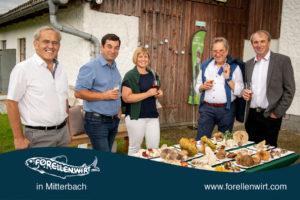 Pilzexperte Helmut Pammer präsentiert heimische Pilzarten