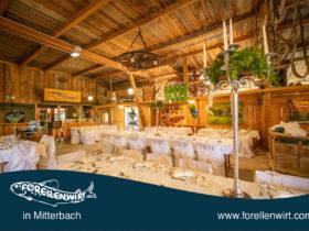 Hochzeit Location Freistadt Umgebung - Forellenwirt in Mitterbach