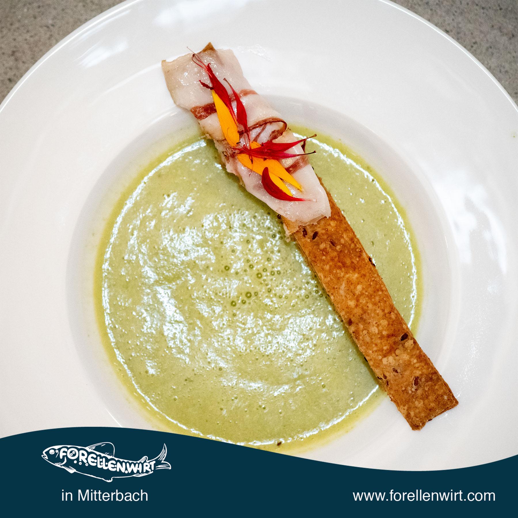 Suppe - Mühlviertlerisch Tafeln 2018