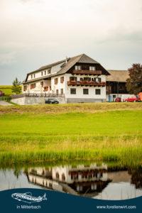 Forellenwirt in Mitterbach - Sommer 2018