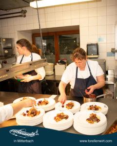 Filet Wellington - Mühlviertlerisch Tafeln - Urlaub beim Forellenwirt in Oberösterreich