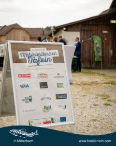 Sponsoren und Partner Mühlviertlerisch Tafeln