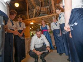 Stadl Feiern Oberösterreich - Forellenwirt in Mitterbach - Hochzeit