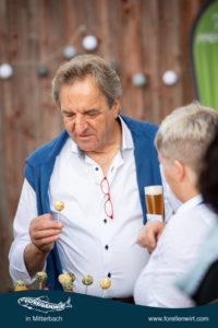 Genuss pur - Mühlviertlerisch Tafeln 2018 beim Forellenwirt in Mitterbach