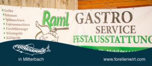 Raml Gastroservice - Mühlviertlerisch Tafeln
