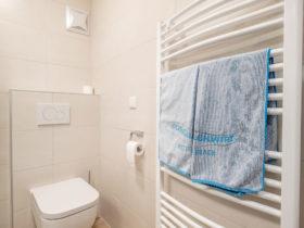 Neues Badezimmer - Entspannung pur beim Forellenwirt