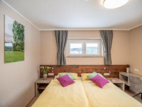 Doppelzimmer Mühlviertel - Urlaub in Oberösterreich - Entspannung pur